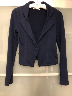 Only Shirt Jacket dark blue