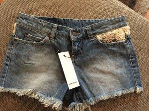 Kurze, ungetragene Jeans-Shorts von Vero Moda in Größe 34/36