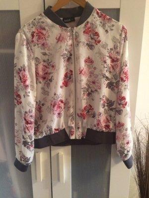 Kurze Vintage Style Jacke