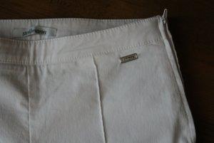 kurze weiße Hose/Sommerhose/Stretch