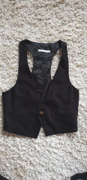 Only Gilet de costume noir