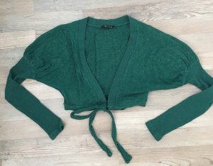 Wraparound Blouse green