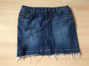 Vero Moda Gonna di jeans blu