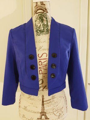 Charlotte Russe Blazer blue