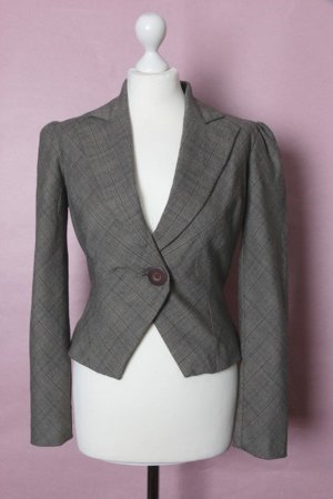 Kurzer, eleganter Blazer mit Puffärmeln von Vero Moda NEU