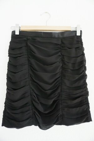 Kurzer High Waist Rock