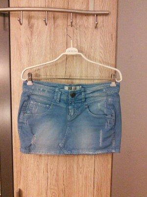 Kurzer Jeans Minirock