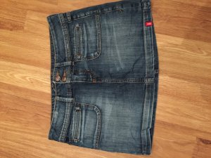 Kurzer Jeans Rock