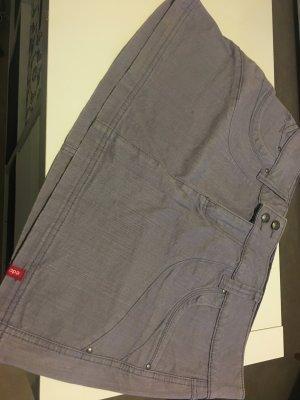 Edc Esprit Jupe en jeans lilas-violet