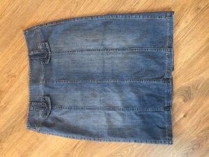 Samoon by Gerry Weber Jupe en jeans bleuet