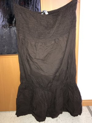 Clockhouse Tuta marrone scuro