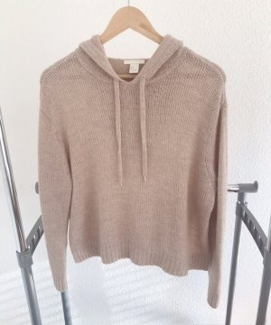 Kurzer Kapuzen Pullover
