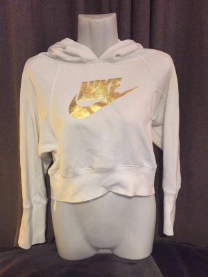 Kurzer Kapuzenpulli von Nike