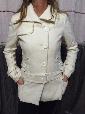 kurzer Mantel in Größe 36