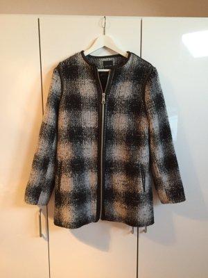Kurzer Mantel mit Reißverschluss