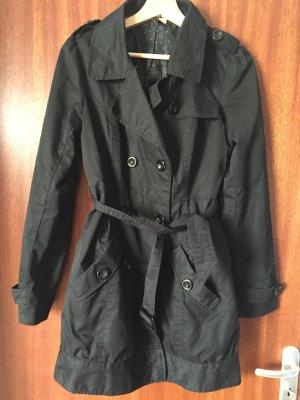 Kurzer Mantel oder lange Jacke