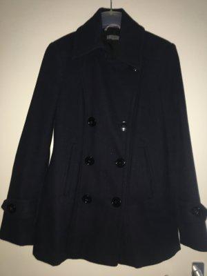 Kurzer Mantel von Montego in dunkelblau