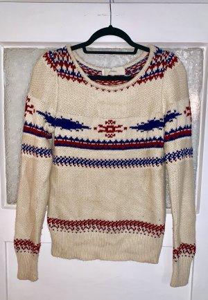 Sessun Norwegian Sweater multicolored