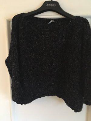Dixie Oversized Sweater multicolored viscose