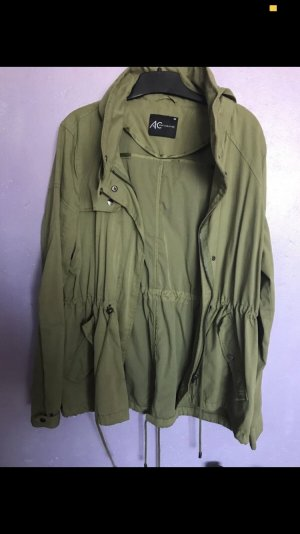 Ann Christine Parka multicolored