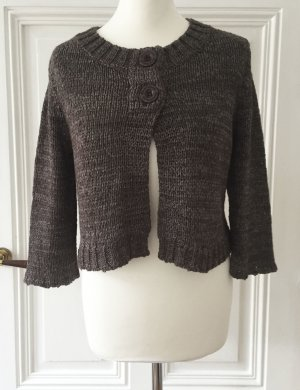 One Touch Knitted Bolero multicolored