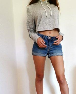 Woman for H&M Capuchon sweater lichtgrijs-grijs
