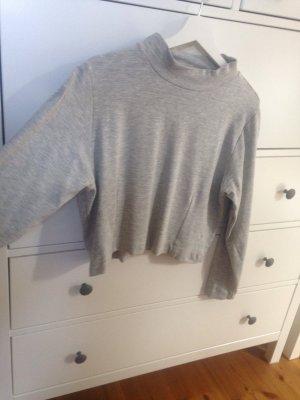 Weekday Maglione oversize grigio chiaro