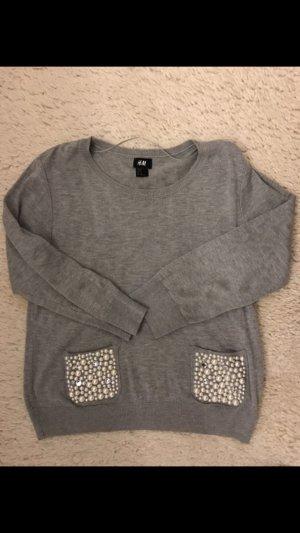 Kurzer Pullover von H&M