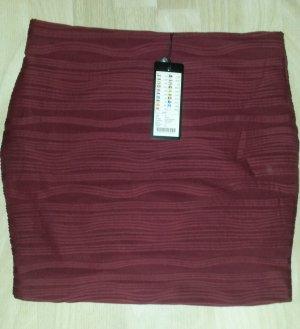 Skirt bordeaux