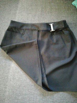 Kurzer Rock von Esprit, Größe 36, schwarz