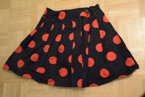 Kurzer Rockabilly Polka dot Rock (H&M)
