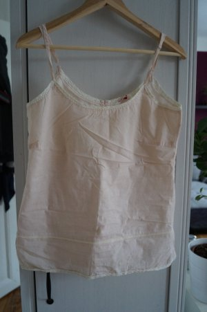 Kurzer Schlafanzug Gr.40 rosé