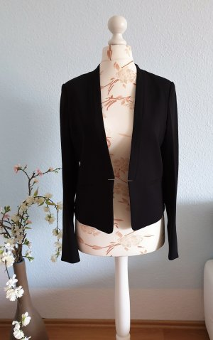 kurzer,schwarzer Blazer, elegantes Jäckchen von Esprit