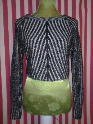 kurzer Strickpulli/ crop Sweater