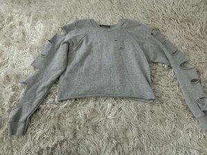 Sweat Shirt grey-light grey