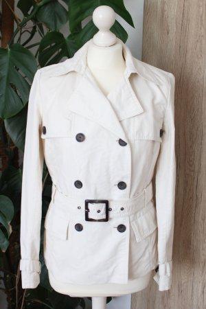 Zara Between-Seasons Jacket natural white-cream