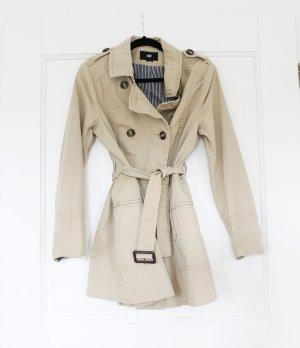 H&M Trenchcoat veelkleurig