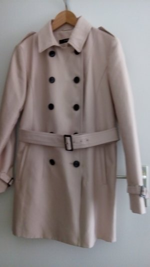Hallhuber Trench Coat oatmeal