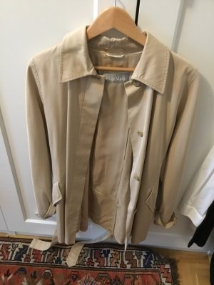 Max Mara Trench beige-color carne