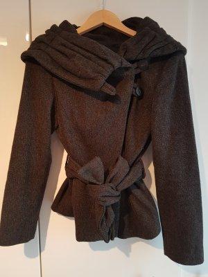 kurzer Wintermantel Zara L