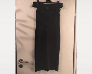 Kurzes Abendkleid in schwarz