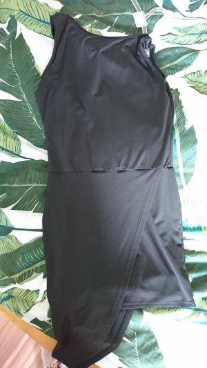 kurzes asymmetrisches Kleid