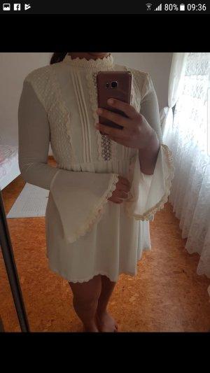 kurzes bages kleid