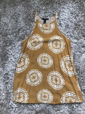 Kurzes batikkleid Größe S