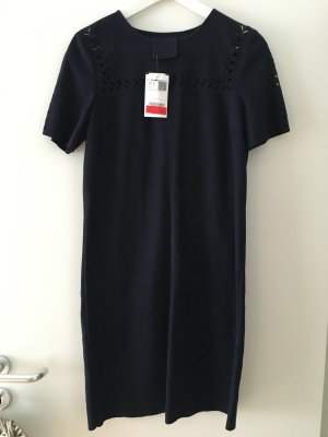 kurzes blaues Kleid, neu