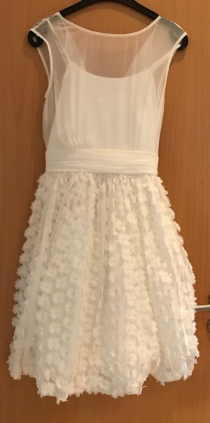 Apart Wedding Dress natural white synthetic fibre