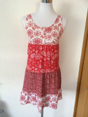 kurzes buntes Kleid von John Baner - Gr. 32/34 - wenig getragen