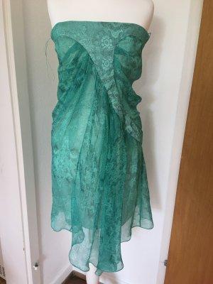 Kurzes Bustier Kleid Seide onesize XS