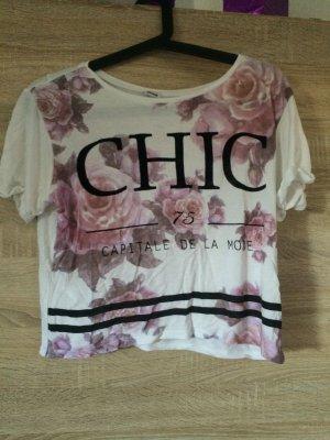Kurzes Chic T-Shirt  von Pimkie