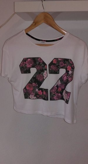 kurzes cropped shirt